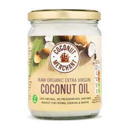 500mL Coconut Merchant Bio-Kokosöl Extra Virgin Roh - 1