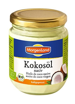 200 ml MorgenLand Kokosöl nativ
