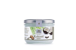 Bio Planète Kokosöl nativ, 2er Pack (2 x 200 ml) - 1