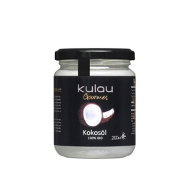 KULAU Bio-Kokosöl RAW  200 ml - 1