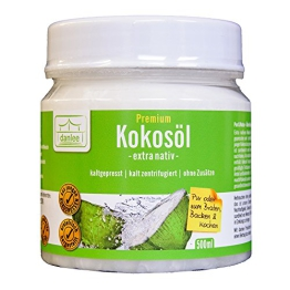 New World Gourmet Danlee Premium Kokosöl extra nativ 500ml - 1